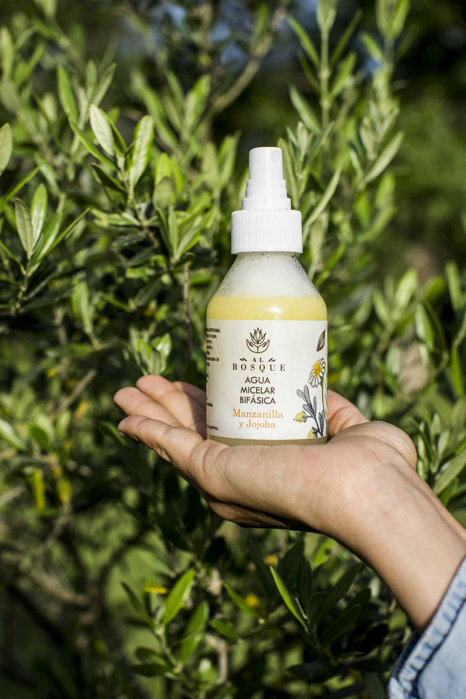 activos naturales cosmética orgánica
