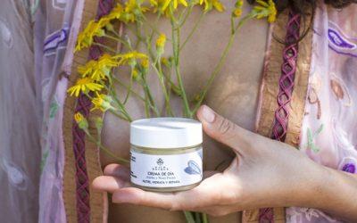 Línea de cosmética orgánica para el cuidado de tu piel